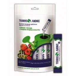 Удобрение минеральное водорастворимое Terrasol®  Плодо-Овощное 5г х 12