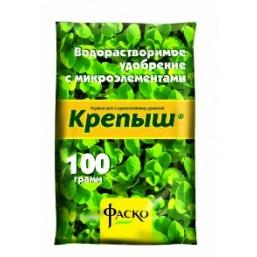 Удобрение минеральное водорастворимое Крепыш®  100г. (50шт.)