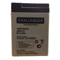 Аккумуляторная батарея Challenger AS6-4.5D