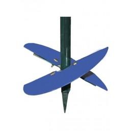 Бур садовый, L 1000 мм, D 150 мм, D 200 мм СИБРТЕХ  64448