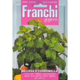 Мелисса O Cedronella (0,2 гр) 89/1 Franchi Sementi