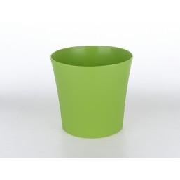 Горшок Фиалка 110мм без поддона, зеленый
