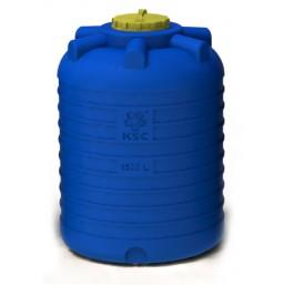 Емкость цилиндрическая вертикальная 1500 л, диам 1220 мм, выс 1620 мм