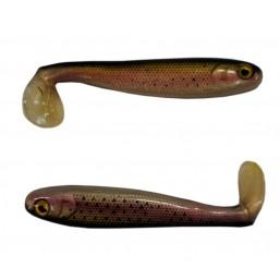 Твистер 3022 рыбка 8.5см в пачке 4шт