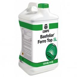 Жидкое удобрение Basfoliar Ferro Top SL 10 л