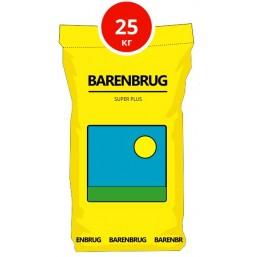 Семена газонной травы SUPER PLUS  25 кг., Баренбруг