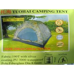 Палатка THT 1004 2.0Х2.0Х1.35 12055