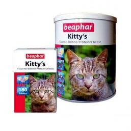 Беафар 750т. Kitty's MIX витаминная смесь для кошек