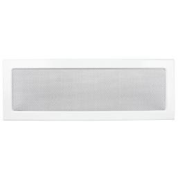 Решетка вентиляционная белая Dospel 17х49