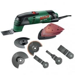 Универсальная стамеска PMF 180 E Multi SET Bosch 0603100022