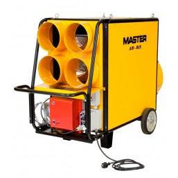 Жидкотопливный нагреватель с отводом отработанных газов BV 470 FSG  Master