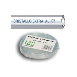 Шланг резиновый CRISTALLO EXTRA (7x10,5 мм, 100 м)  FITT (Италия)