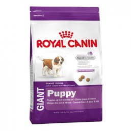 Сухой корм Royal Canin Giant Puppy 4kg