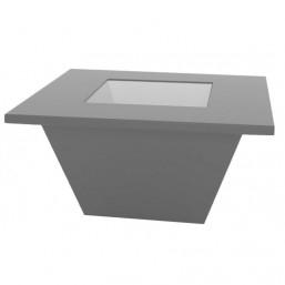 Bench Table стол со стеклом