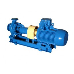 Насос фекальный центробежный СМ 80-50-200-4б