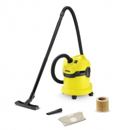 Пылесос сухой и влажной уборки WD 2 Filter Kit 1.629-764.0