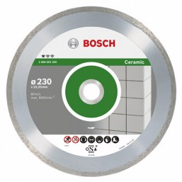 Алмазный диск Professional for Ceramic180-22,23 2608602204 Bosch