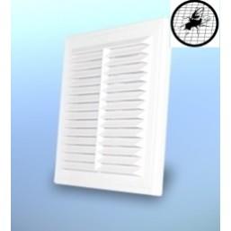 Решетка вентиляционная Dospel D/150 RW