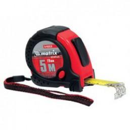 Рулетка Status autostop magnet, 3 м х 16 мм MATRIX 31037