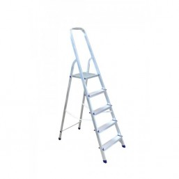Лестница-стремянка СИБИН алюминиевая, 5 ступеней, 103 см