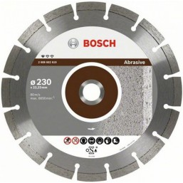 Алмазный диск Professional for Abrasive230-22,23 2608602619 Bosch
