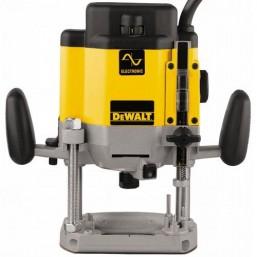 Электрофрезер с электроникой DеWALT DW625E-QS