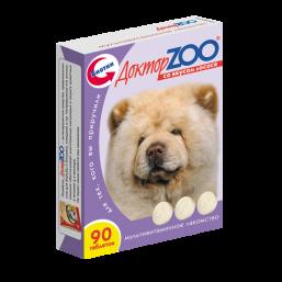 Доктор  ZOO  для собак со вкусом лосося