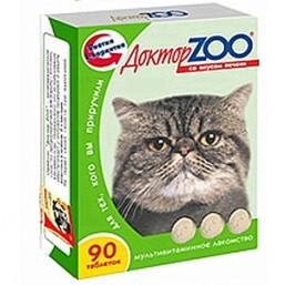 Доктор  ZOO  для кошек со вкусом печени