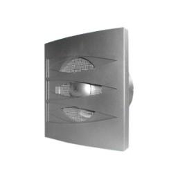 Вентилятор цветной с фильтрующей сеткой Dospel XP 100 WP, L серебр.
