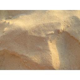 Песок речной желтый 10 кг