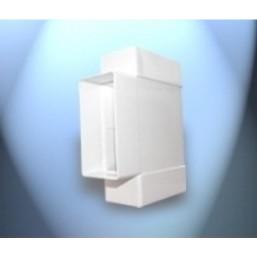 Тройник плоский Dospel D/TP 100x55
