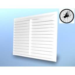 Решетка вентиляционная Dospel D/220x120 W