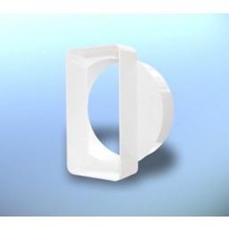 Соединитель плоского канала с круглым Dospel D/ZK 100/110x55