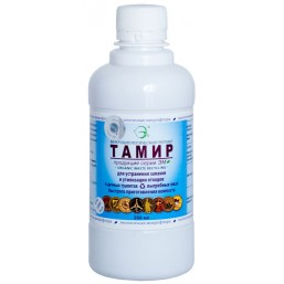 Биопрепарат для туалетов Тамир 0,35 л. (30 шт. в упаковке)