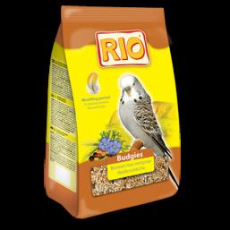 РИО. Корм для волнистых попугайчиков в период линьки, 500 г