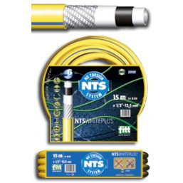 Шланг поливочный WHITE PLUS NTS (30 мм, 25 м)  FITT (Италия)
