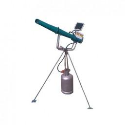 Электронный отпугиватель птиц (Громпушка) Е3 с солнечной панелью