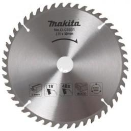 Пильные диски для дисковых пил 235х30х48 D-03931 Makita