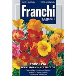 Эсшольция калифорнийская, смесь (2 гр) DBF 319/1   Franchi Sementi