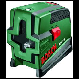 Лазерный нивелир Bosch PCL 20 SET 0603008221