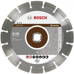Алмазный диск Professional for Abrasive150-22,23 2608602617 Bosch