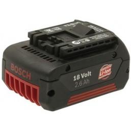 АККУМУЛЯТОР БАТ 18V 2.6Ah Li Ion 2607336092 Bosch