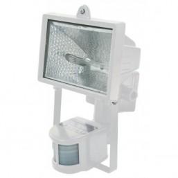 Прожектор HL105 W 220V 500W белый c датчиком