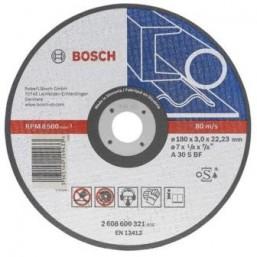 ОТРЕЗНОЙ КРУГ МЕТАЛЛ 115Х1.6 ММ 2608600214 Bosch