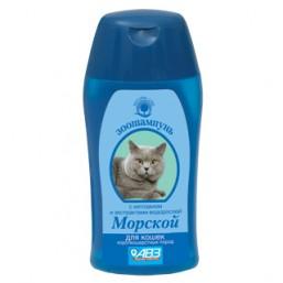 Шампунь Морской  для кошек короткошерстных