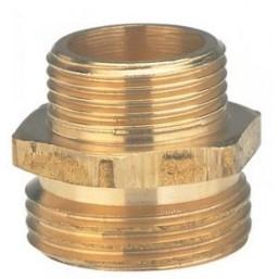 Фитинг понижающий латунный 26,5 мм (G3/4)/33,3 мм (G1) Gardena 07264-20.000.00