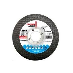 Диск отрезной по металлу Crown CTCDP0010 d150x1.6x22.2mm