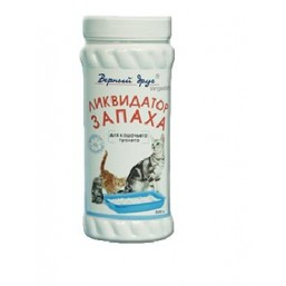 Ликвидатор запаха для кошачьего туалета 500 гр сухой