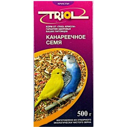 Е102 Триолл- Криспи корм канареечное семя