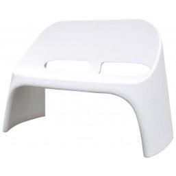Скамейка пласт. Amelie Duetto,белая, 120x67см, h-87 (SDADU120T)   SLIDE Италия